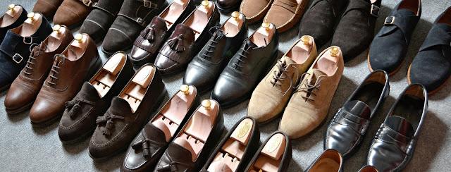 Mis zapatos. (Segunda parte)