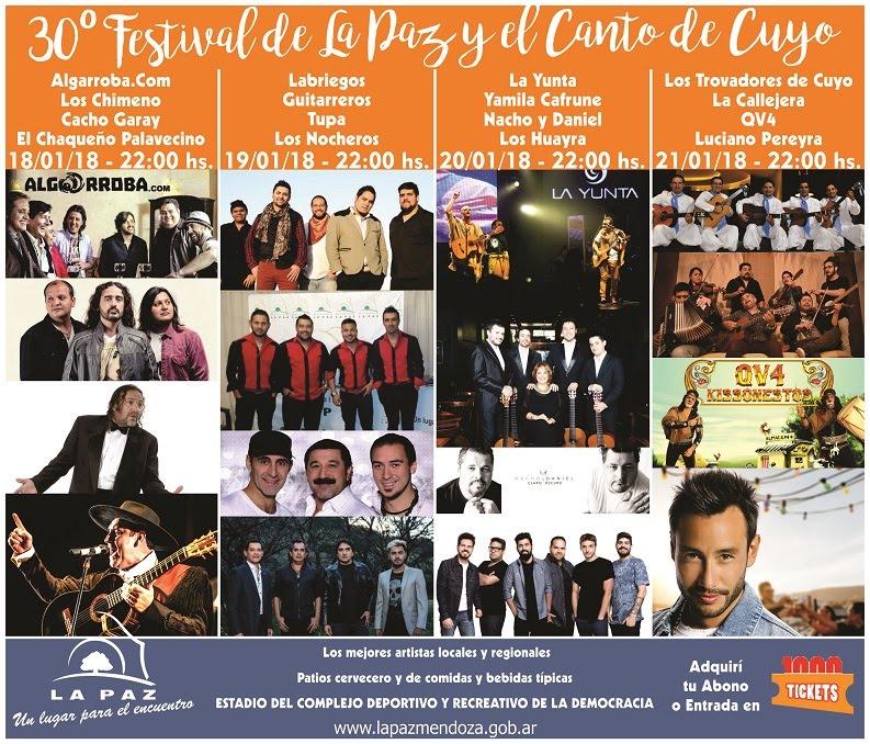 Festival de La Paz y el Canto de Cuyo