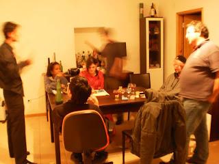 obidos, dinner, jantar, port