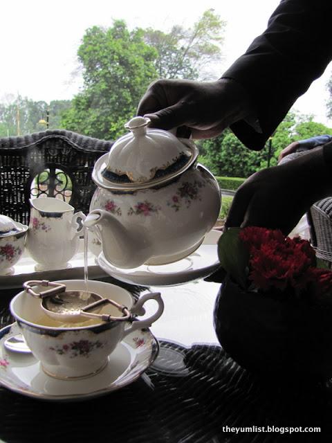 afternoon tea in Kuala Lumpur
