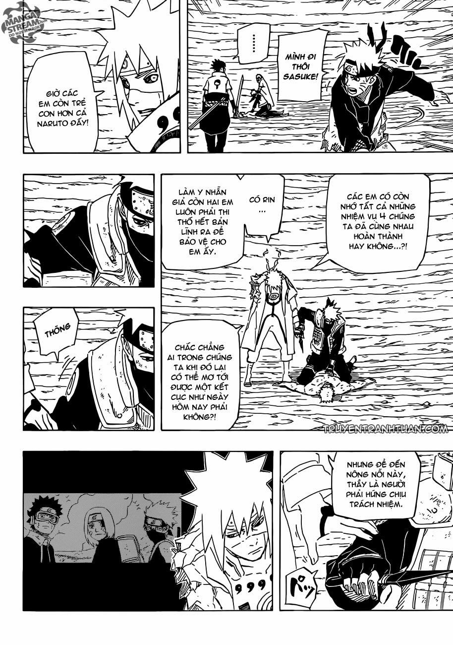 Naruto - Chapter 655 - Pic 11