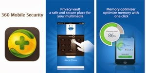 Ung Dung 360 Mobile Security Cho android