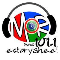 MOR Davao DXRR 101.1 MHz
