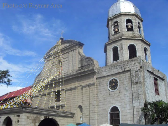 SANTA CRUZ PARISH CHURCH (Tata Usteng), Tanza, Cavite, Philippines