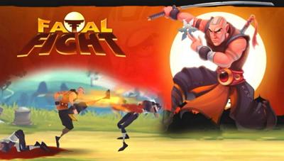 Fatal Fight Apk v1.2.68 Mod (Unlimited Lives & Unlocked Levels)-cover