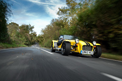 2013 Caterham Supersport R
