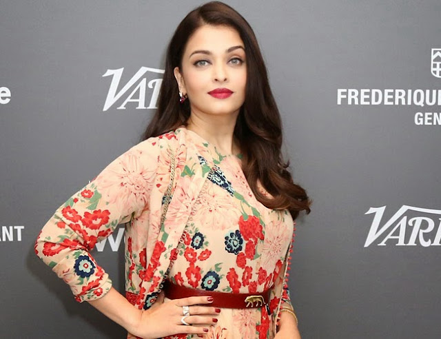 Aishwarya Rai at the 2015 Cannes Film Festival