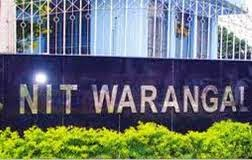 NIT Warangal Recruitment 2014