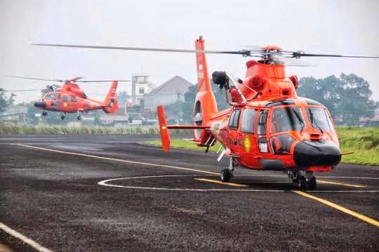 Cuaca Mendukung, Basarnas Berharap Bisa Temukan Pesawat AirAsia Hari Ini