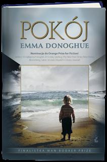 Emma Donoghue. Pokój.