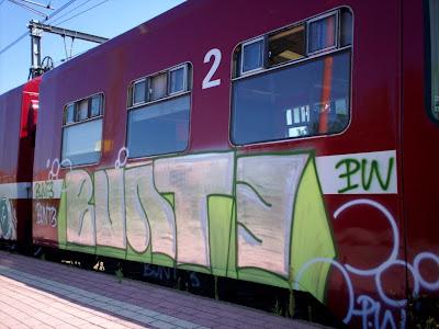 graffiti bunte