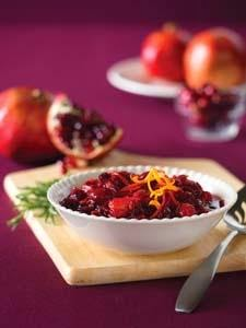 http://deliciousliving.com/recipes/cranberry-pomegranate-relish