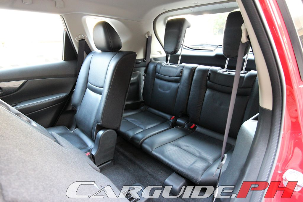 review: 2015 nissan x-trail 4wd   carguide.ph - philippine car