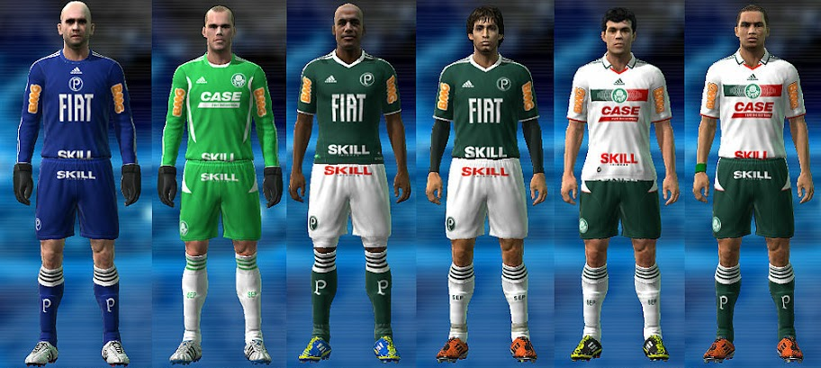 Palmeiras 11/12 Kit Set by Rodriguinho