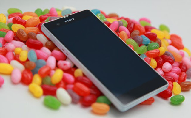 Sony Jelly Bean