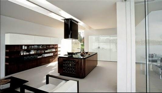 decorar cozinha contemporânea