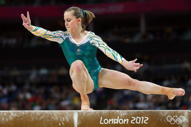 2012 london olympics gymnastics pictures