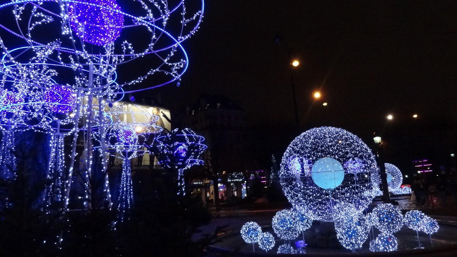 Romance tokyo te d cembre 2011 for Decoration lumignon 8 decembre