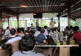 Love Potion and Swiftlet Farming Talk (Seminar) in Vietnam