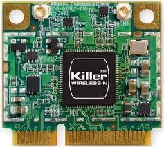 Qualcomm Killer Wireless-N 1202 Network Adapter WLAN Driver 1.1.38.1281