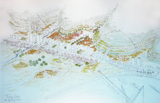 Plan Reconstrucción 1 Kamaishi. Toyo Ito