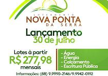 LOTEAMENTO NOVA PONTA DA SERRA