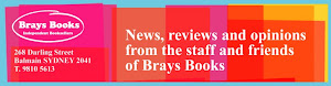 Brays Book Blog