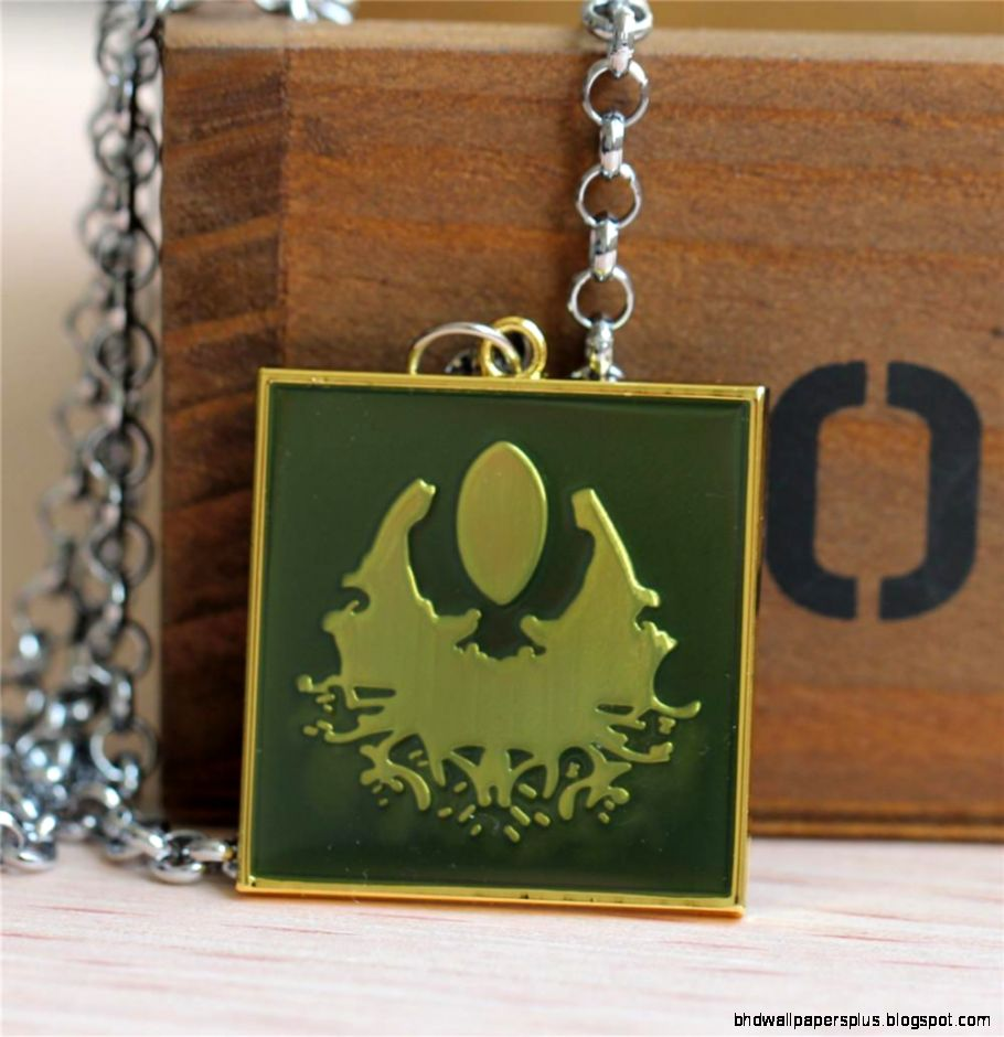 2015 Dota 2 Pendant Necklace Game Dota2 Necklaces Jewelry Kids