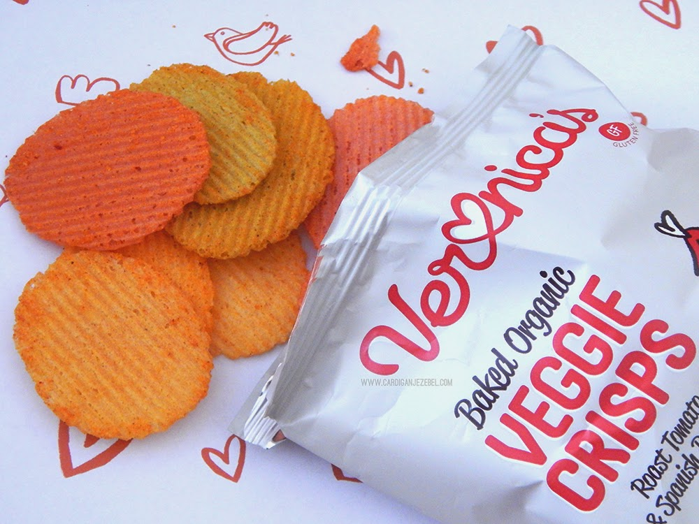 Veronica's Snacks Veggie Crisps