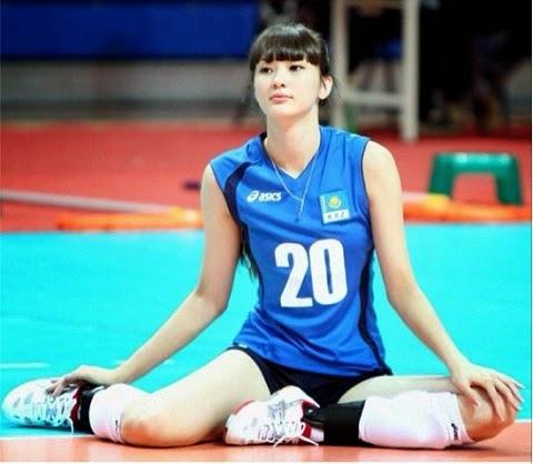 Sabina Altynbekova u19 pretty women