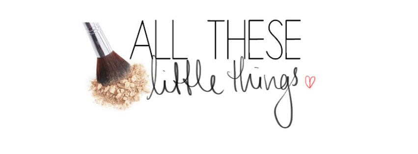 All these little things blogging world