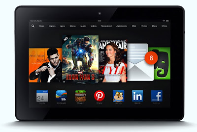 AMAZON KINDLE FIRE HDX 8.9 FULL TALBET SPECIFICATIONS SPECS DETAILS FEATURES CONFIGURATIONS PRICE