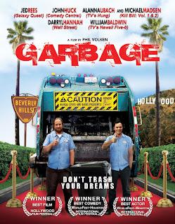 Ver online: Garbage (2013)