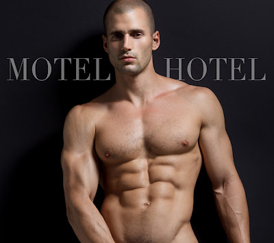 Todd Sanfield by Kevin McDermott for 'Motel|Hotel'-4