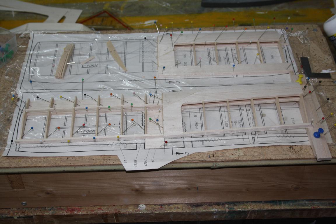 Quax 39 modellfliegergeschichten wieder nostalgie der for Cox plans