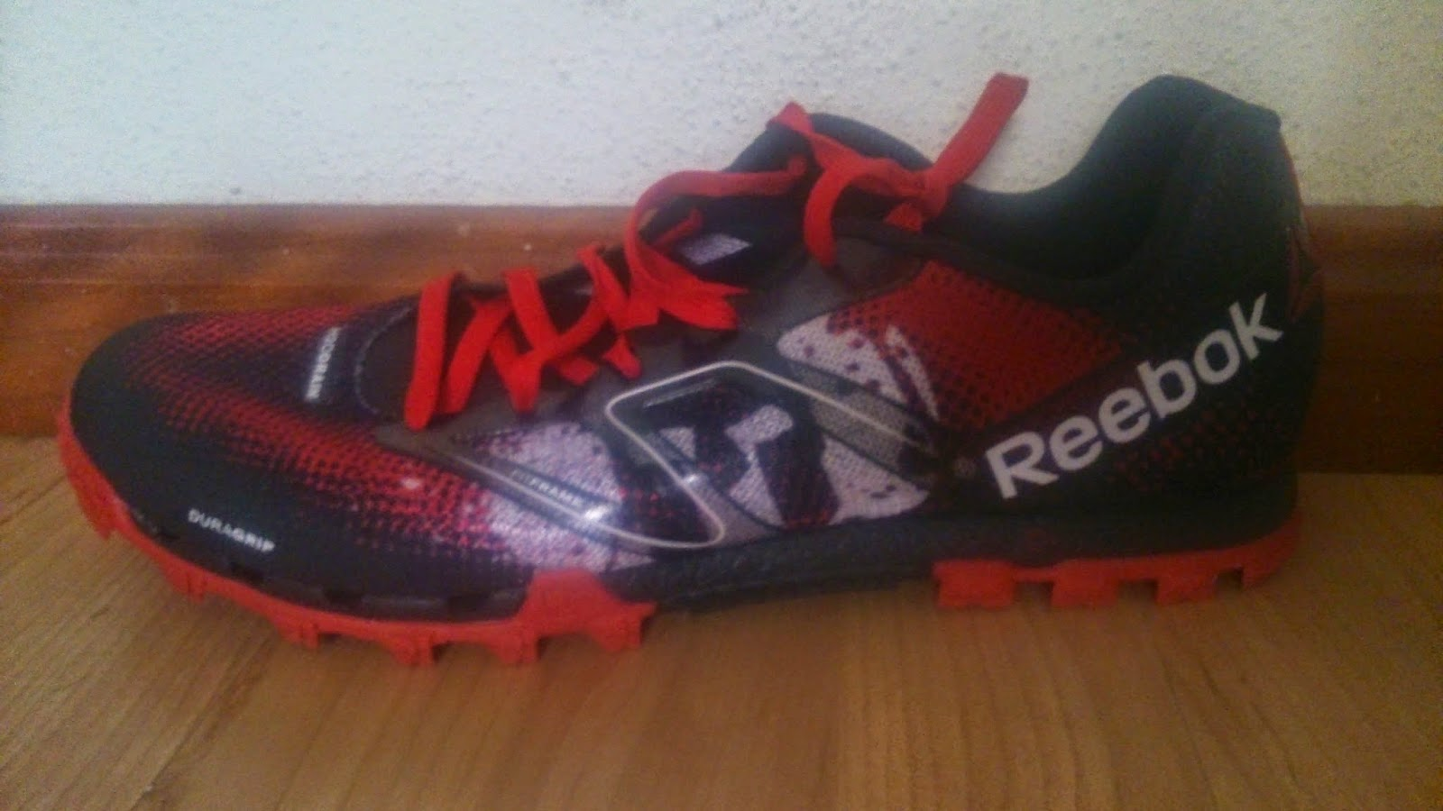 reebok all terrain super spartan analisis