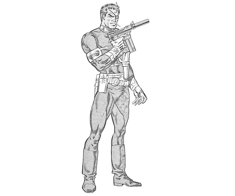 Marvel Ultimate Alliance 2 Nick Fury Character | Temtodasas