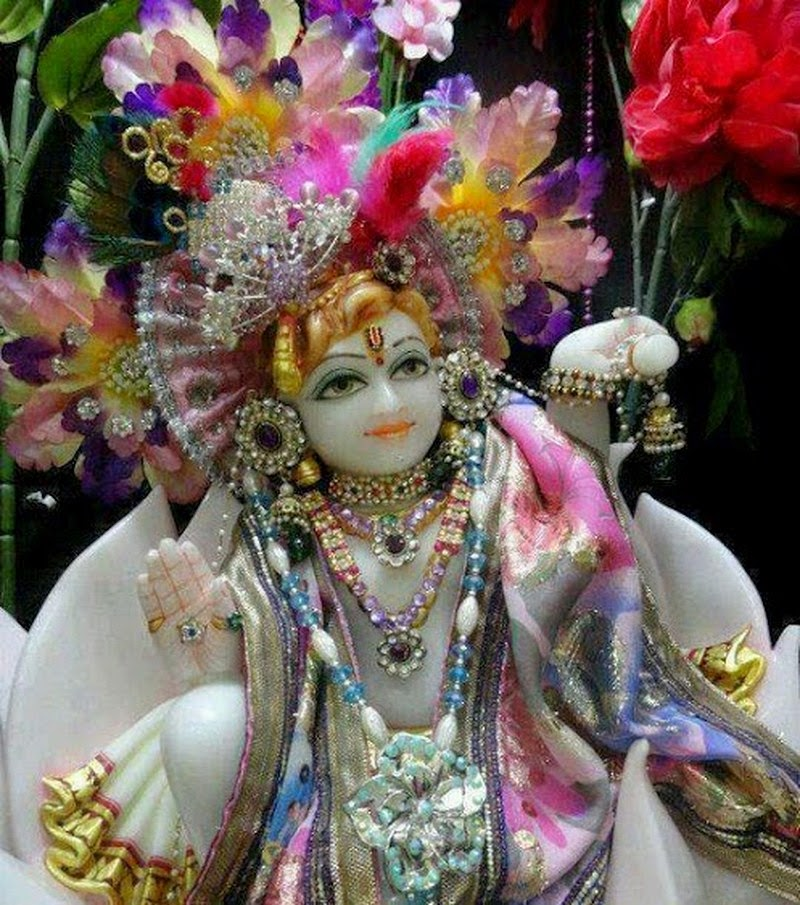 Lord Radha Krishna Iskcon Temple Wallpapers Wallpaper1download