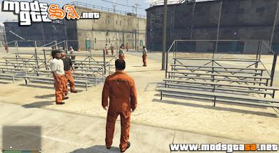 V - Mod Prisão para GTA V PC
