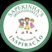 Selinho recebido de Sapekinhas