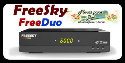 Atualização Freeduo HD v 1.58B 30w+61w - 10/09/2013