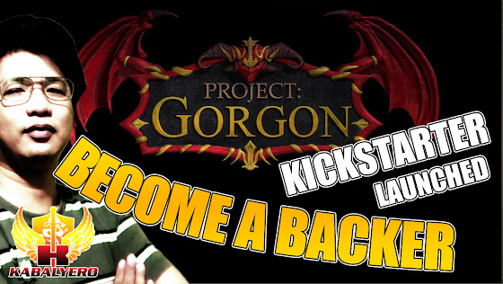 Project Gorgon ★ Kickstarter Campaign Launched ★ Become A Backer