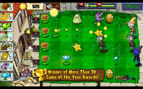 Plants vs. Zombies Apk İndir Full Android