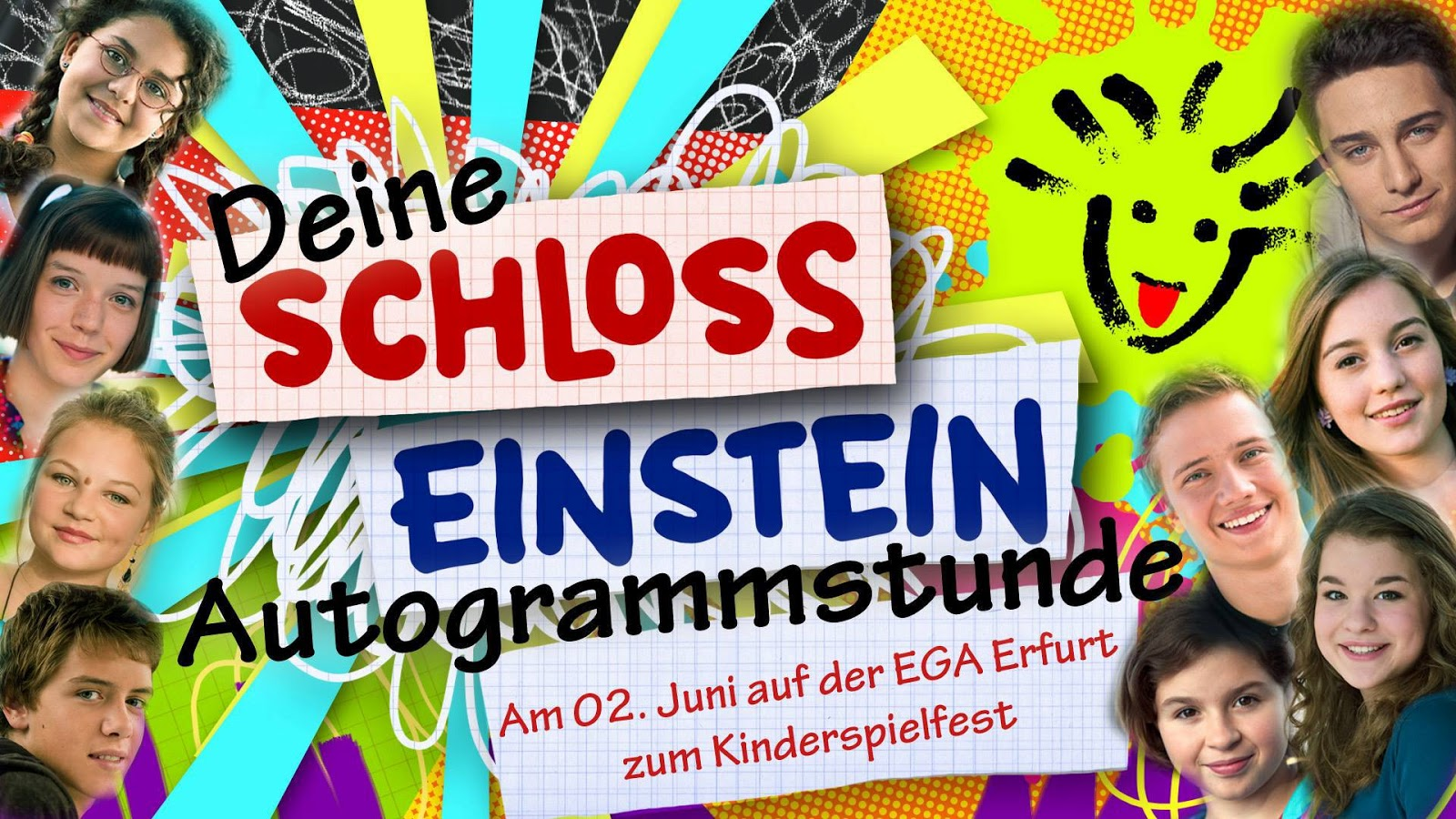 Schloss Einstein Blog Mai 2013