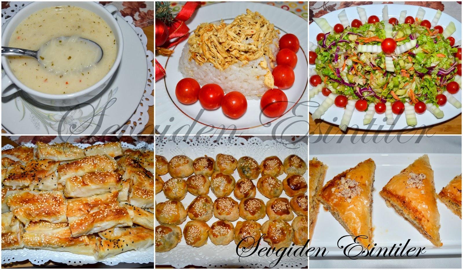 Tavuklu Pilav Tart Nasıl Yapılır