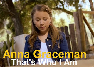 Anna Graceman - That's Who I Am Lyrics