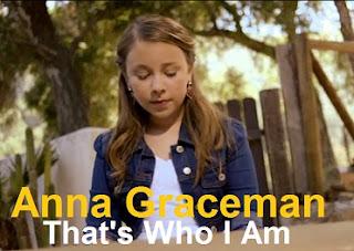 Anna Graceman - That's Who I Am Lyrics