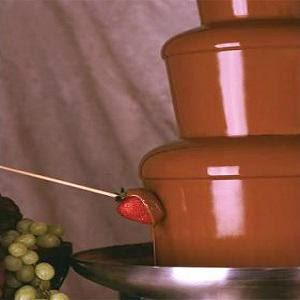 Fantana de ciocolata Profesionala Produs Horeca