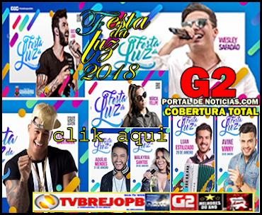 COBERTURA DA FESTA DA LUZ 2018