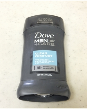 Dove MEN CLEAN COMFORTの固形タイプ